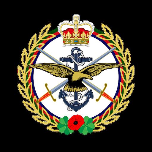 NI Veterans Commissioner crest