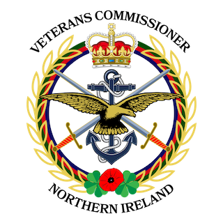Crest for the Northern Ireland Veterans Commission